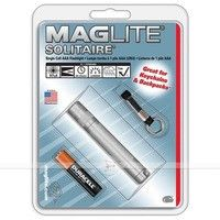 Фото Фонарик Maglite Solitaire Silver